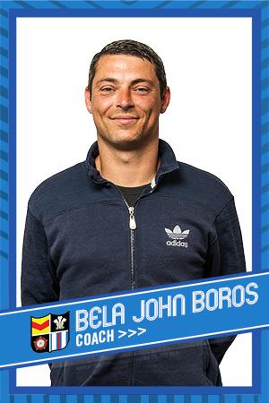 Bela John Boros